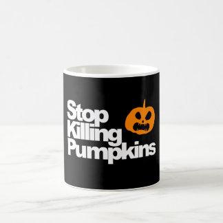 Serial Pumpkin Killer - Halloween Classic White Coffee Mug