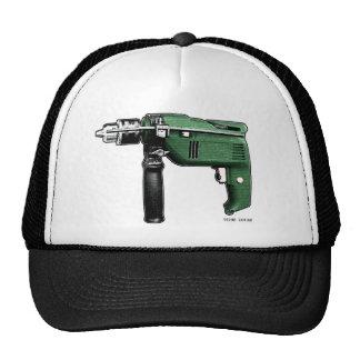 serial-taladradora gorras