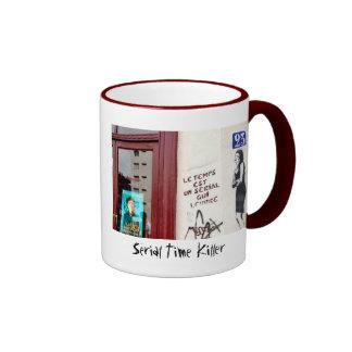 Serial Time Killer - Paris Ringer Mug