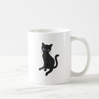 ¿Seriamente? Gato Taza Clásica
