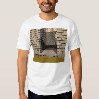 Seriatim (front) t shirt