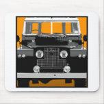 Serie 1 de Land Rover Alfombrilla De Ratón