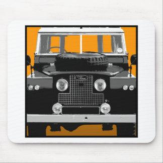 Serie 1 de Land Rover Mouse Pad