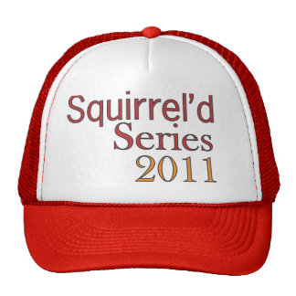 Serie 2011 de Squirrel'd Gorro De Camionero