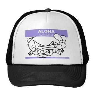 Serie 5 del gorra de la hawaiana de la tienda del