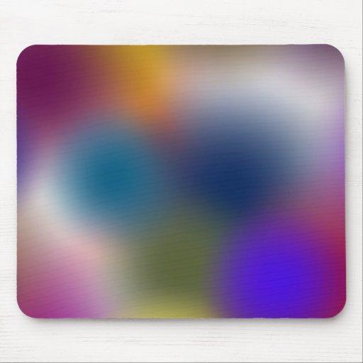 serie a11 del arco iris alfombrilla de raton