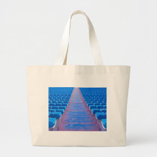 Serie azul de las escaleras bolsa