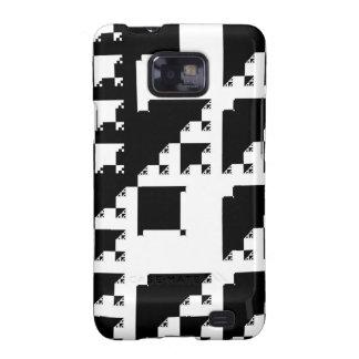 Serie blanco y negro de ArtOfAshanti Galaxy S2 Fundas