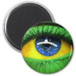 Serie Brasil 2 Inch Round Magnet