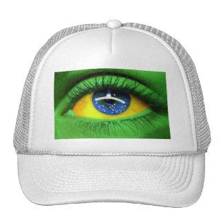 Serie Brasil Mesh Hats