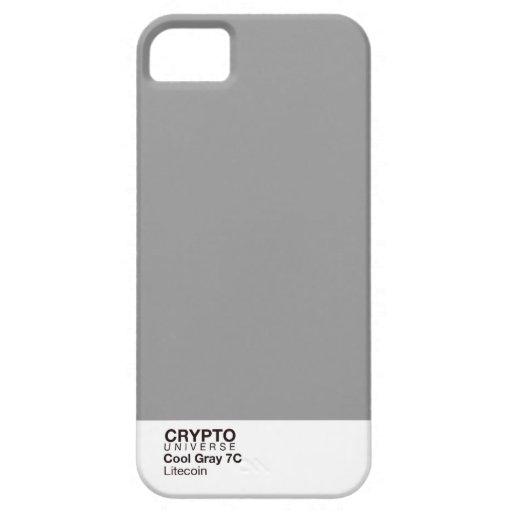Serie CRYPTO del universo: Litecoin iPhone 5 Case-Mate Carcasas
