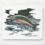 Serie de agua dulce por FishTs.com Alfombrillas De Ratón