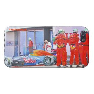 Serie de Grand Prix iPhone 5 Fundas
