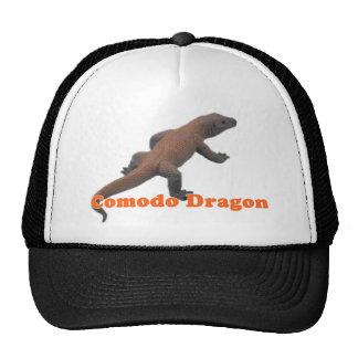 Serie de Komodo del dragón Gorro