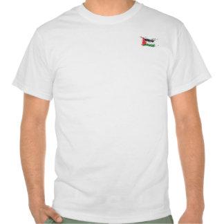 Serie de la bandera de Palestina Camisetas