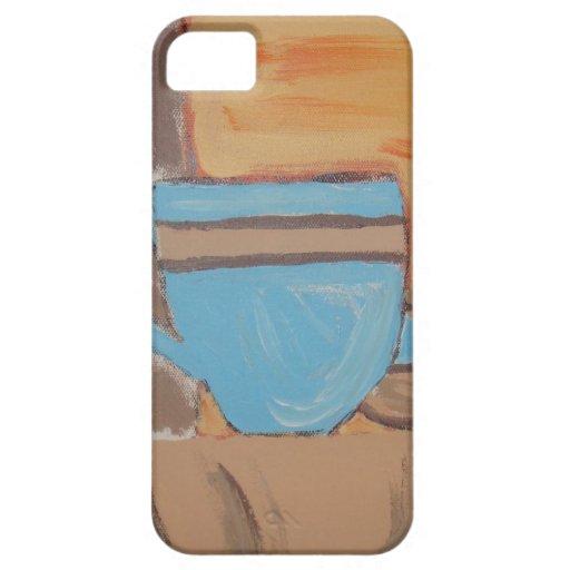 Serie de la cocina que pinta 1 iPhone 5 Case-Mate protector