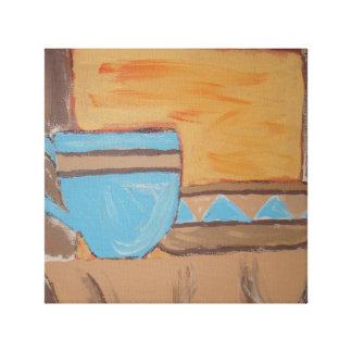 Serie de la cocina que pinta 1 impresión de lienzo