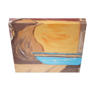 Serie de la cocina que pinta 3 impresión en lona estirada