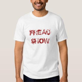 Serie de la DEMOSTRACIÓN de FREAC Camisas