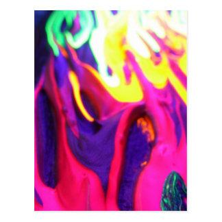 Serie de la fantasmagoría de 04 TLuv Design© Postal
