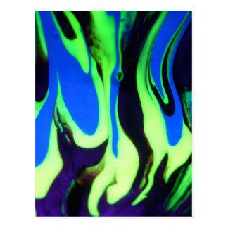 Serie de la fantasmagoría de 22 TLuv Design© Postal