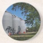 Serie de la granja---Silos en el GA Posavasos Diseño