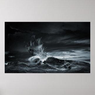 Serie de la nave del fantasma: La novena onda Impresiones