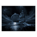 Serie de la nave del fantasma: Levantamiento de la Poster
