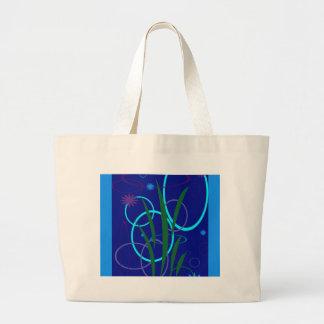 Serie de las ondulaciones bolsas de mano