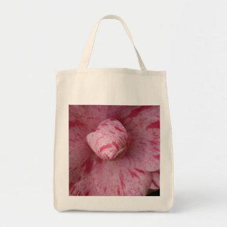 Serie de Les Fleurs Bolsa Tela Para La Compra