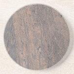 Serie de mármol--Práctico de costa del moreno de B Posavasos Manualidades