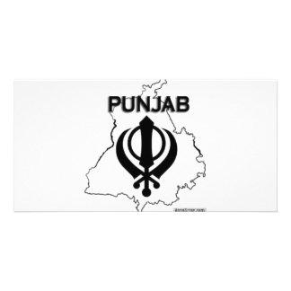 Serie de Punjab Tarjeta Personal