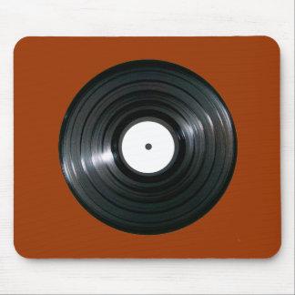Serie de registro de LP Alfombrilla De Raton