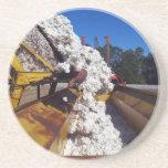 Serie del algodón--1 de 9--Carga descargada del co Posavaso Para Bebida