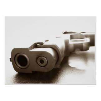 Serie del arma impresiones