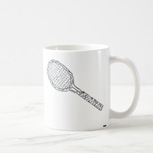 Serie del deporte - estafa de tenis tazas de café