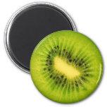 Serie del imán de la fruta - kiwi