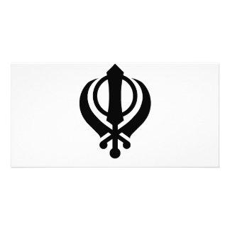 serie del khanda tarjetas fotograficas