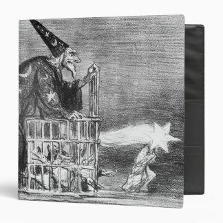 """Serie 'del La Comete de 1857 ' Carpeta 1 1/2"""""""
