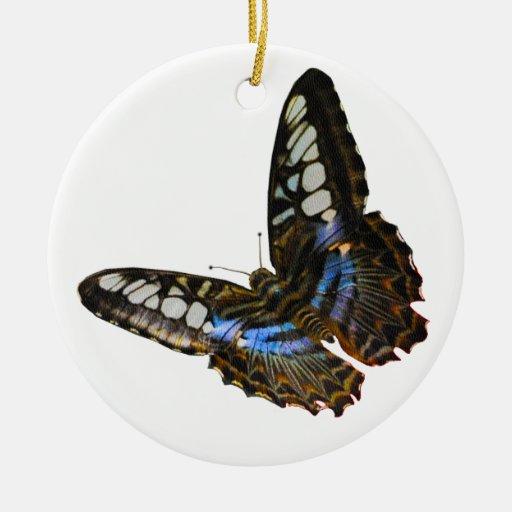 Serie del regalo de los Insecto-amantes de la Adorno Redondo De Cerámica