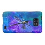 Serie del regalo de los Insecto-amantes de la mosc Samsung Galaxy SII Funda