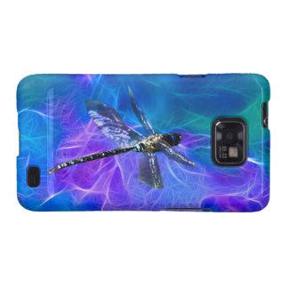 Serie del regalo de los Insecto-amantes de la mosc Samsung Galaxy SII Carcasas