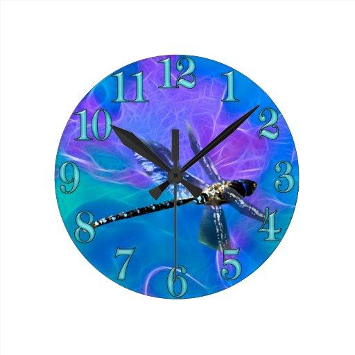 Serie del regalo de los Insecto-amantes de la mosc Relojes