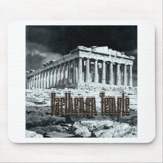 Serie del templo del Parthenon Tapetes De Ratón