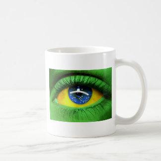 Serie el Brasil Taza