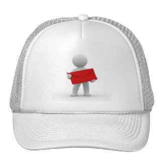 Serie Email Mesh Hats