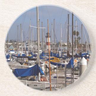 Serie escénica---Puerto seguro Posavasos Diseño