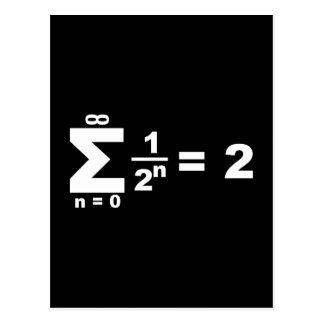 serie geométrica de Reihe del geometrische Tarjetas Postales