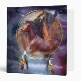Serie ideal del colector - carpeta de los caballos