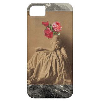 Serie II de la flor: En el mar de nuestro amor iPhone 5 Case-Mate Cárcasa